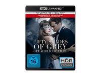 Drama Fifty Shades of Grey 2 - Gefährliche Liebe - (4K Ultra HD Blu-ray)