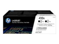 HP CF410XD 2x Original Tonerkassette 410X schwarz 6.500 Seiten M452 M477