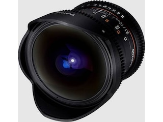 Samyang 12mm f/3.1 VDSLR ED AS NCS Fish-eye Nikon -