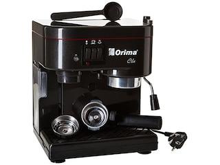Orima CILA Espressomaschine schwarz (160613) -