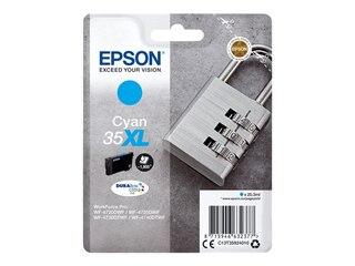 Epson 35XL - Cyan - Original - Tintenpatrone (C13T35924010) -