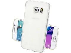 Perlecom Backcover Passend für Samsung Galaxy S7 Edge Transparent (4260481642595)