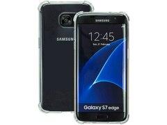 Perlecom Backcover Passend für Samsung Galaxy S7 Edge Transparent (4260481642601)