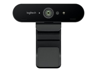 Logitech BRIO 4K Ultra HD-Webcam (960-001106) -