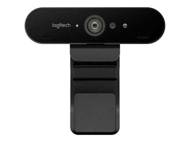 Logitech BRIO 4K Ultra HD-Webcam (960-001106)
