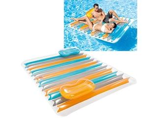 Intex Doppelluftmatratze Double Lounge Mat -