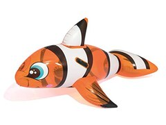 Vedes Reittier Clown Fish ca. 157x94cm