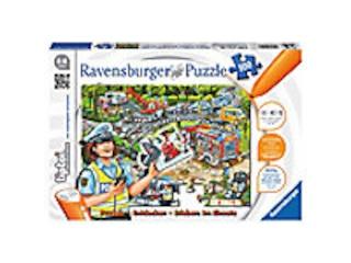 Ravensburger tiptoi® Puzzlen, Entdecken, Erleben: Im Einsatz -