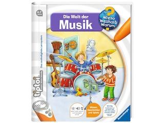 Ravensburger tiptoi® Die Welt der Musik -