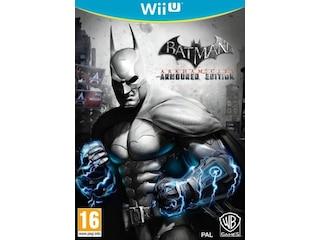 Warner Bros. Batman: Arkham City - Armoured Edition (Wii U) -
