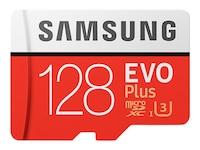 Samsung microSDXC EVO Plus UHS-I Class 10 128GB (MB-MC128GA/EU)