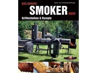 Ted Aschenbrandt Das große Smoker Buch -