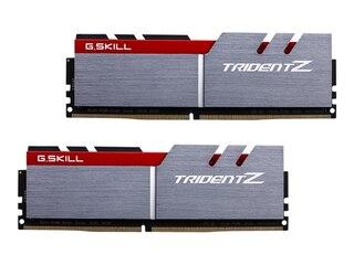 G.Skill TridentZ Series DDR4 16 GB: 2 x 8 GB DIMM 288-PIN 4266 MHz / PC4-34100 CL19 1.4 V ungepuffert nicht-ECC (F4-4266C19D-16GTZA) -