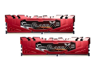 G.Skill FlareX Red 16GB DDR4 16GFXR Kit 2133 CL15 (2x8GB) F4-2133C15D-16GFXR -