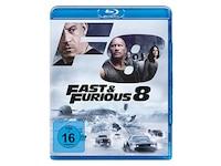 Abenteuer- & Actionfilme Fast & Furious 8 (Blu-ray)