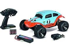 Carson RC Sport Beetle Warrior Brushed 1:10 RC Modellauto Elektro Truggy Heckantrieb 100% RtR 2,4 GHz