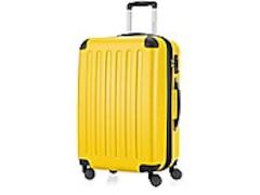 Hauptstadtkoffer Spree - Koffer Hartschale Gelb matt, TSA, 65 cm, 82 Liter