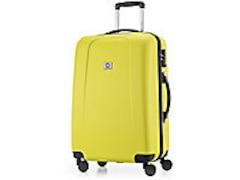 Hauptstadtkoffer Wedding - Handgepäck Hartschale Gelb matt, TSA, 55 cm, 42 Liter