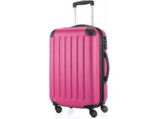 Hauptstadtkoffer Spree - Handgepäck Koffer Hartschale Magenta matt, TSA, 55 cm, 49... -