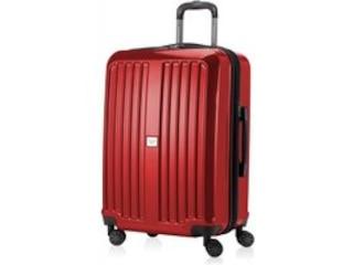 Hauptstadtkoffer X-Berg - Koffer Hartschale Rot glänzend, TSA, 65 cm, 90 Liter -