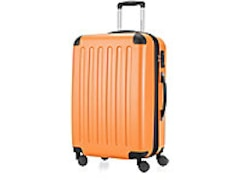 Hauptstadtkoffer Spree - Koffer Hartschale Orange matt, TSA, 55 cm, 49 Liter