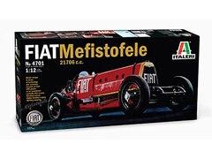 Italeri 1:12 Fiat Mefistofele 21706c.