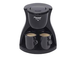 Bestron ACM8007BE Kaffeemaschine schwarz -