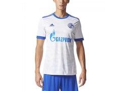 Adidas FC Schalke 04 2017/2018 Herren Fußball-Trikot Auswärts Größe: S