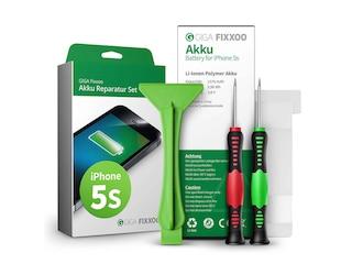 GIGA Fixxoo iPhone 5s Akku Komplettset -