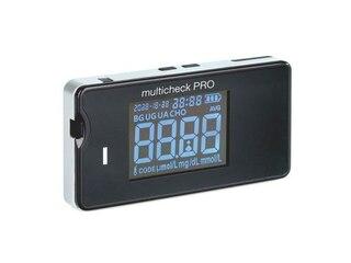 Lifetouch C3 520 Multicheck PRO schwarz - Messung von Blutzucker, Harnsäure, Cholesterin -