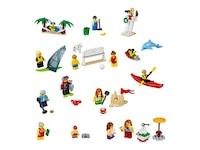 LEGO City Stadtbewohner - Ein Tag am Strand (60153)