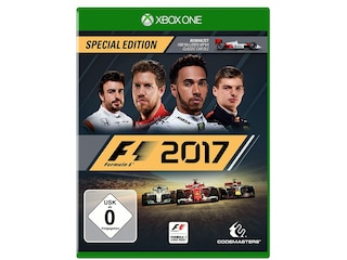 Codemasters F1 2017 Special Edition (Xbox One) -