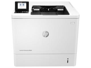 HP LaserJet Enterprise M608dn S/W-Laserdrucker LAN -