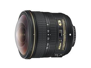 Nikon Nikkor 8-15mm f/3.5-4.5E ED Fisheye Zoom (JAA831DA) -