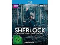 TV-Serien Sherlock - Staffel 4 - (Blu-ray)