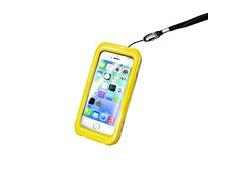 Celly WPCIPH02 wasserdichte Schutzhülle für Apple iPhone SE / 5 / 5S