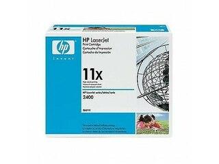 HP 11XC - Hohe Ergiebigkeit - Schwarz (Q6511XC) -