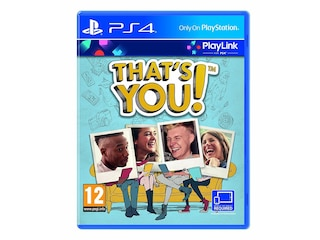 Sony That`s you! (PS4) -