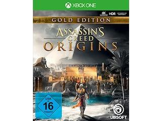 Ubisoft Assassins Creed - Origins (Gold Edition) (Xbox One) -