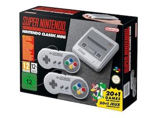 Nintendo Classic Mini - Super Nintendo Entertainment System -