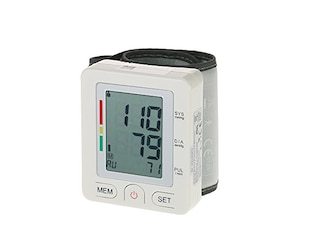 AlphaMed Handgelenk Blutdruckmessgerät mit Cuff Sphygmomanometer (PNA9501607201897SR) -