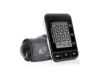 Purcare P-BP01-BK Oberarm-Blutdruckmessgerät -