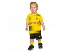 Puma Borussia Dortmund 2017/2018 Kinder Fußball-Trikot Heim Größe: 86