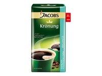 Jacobs Krönung Balance, gemahlener Kaffee, vakuumverpackt, 500g
