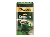Jacobs Krönung, gemahlener Kaffee, vakuumverpackt, 500g