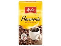 Melitta Harmonie entcoffeiniert, gemahlen, 500g