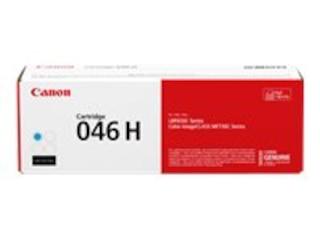 Canon Original Toner 046 H cyan hohe Ergiebigkeit 5.000 Seiten (1253C002) -