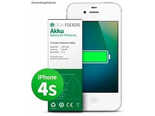 GIGA Fixxoo iPhone 4s Akku von GIGA Fixxoo - Einzelakku -