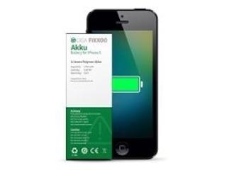 GIGA Fixxoo iPhone 5 Akku von GIGA Fixxoo - Einzelakku -