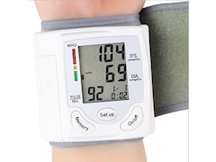 wei-d Handgelenk-Blutdruckmessgerät weiß (6842054786486)
